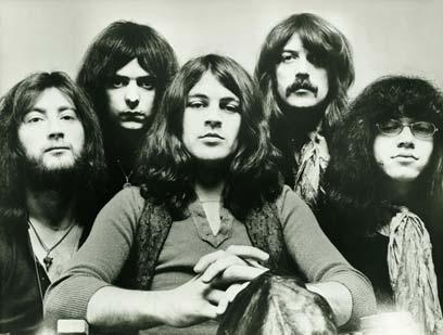 """Deep Purple publicará nueva producción bibliográfica """"Time to kill"""""""