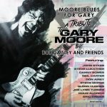 """Álbum tributo a Gary Moore """"Moore Blues for Gary - A Tribute To Gary Moore"""""""