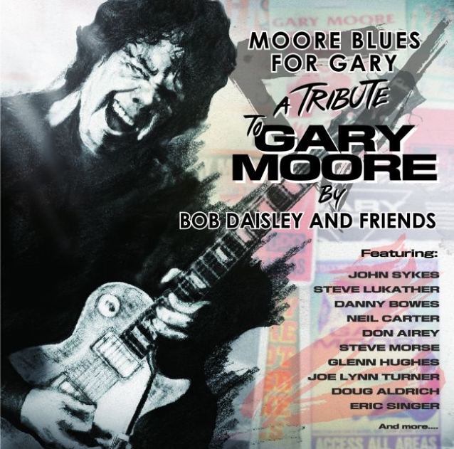 Álbum tributo a Gary Moore «Moore Blues for Gary – A Tribute To Gary Moore»