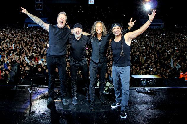 Prepárate Latinoamérica, Metallica estará visitándote en 2019