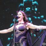 """Floor Jansen de Nightwish """"Tuomas lohace todo"""""""