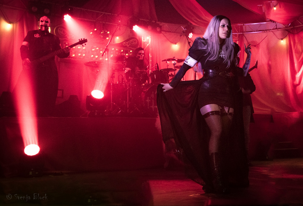 """Lacuna Coil se prepara para """"Live In London – The 119 Show"""", proyección, preguntas y respuestas"""
