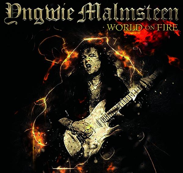 """World On Fire Tour 2018"" Yngwie Malmsteen"