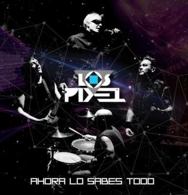 """Los Pixel nominados a """"Mejor Álbum de Rock"""" en los Latin Grammy 19th"""