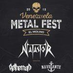 Conoce las bandas que darán vida al Venezuela Metal Fest 2018