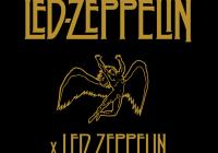 Led Zeppelin celebra su 50º Aniversario con «Led Zeppelin x Led Zeppelin»