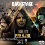 Tributo a Pink Floyd a cargo de Calle Santiago