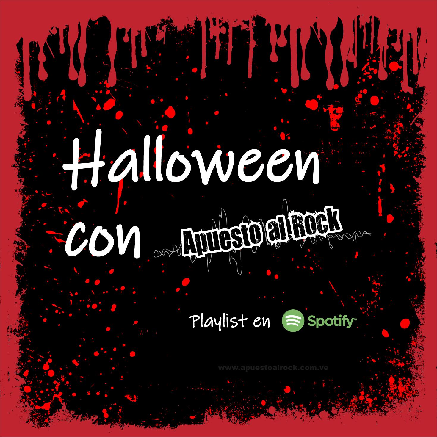 Halloween con ApuestoalRock Playlist