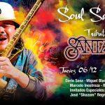 Tributo a Santana por Soul Sacrifice