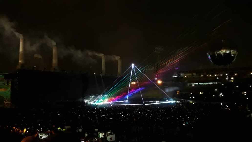 Crónica del concierto de Roger Waters en Bogotá