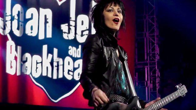 "Joan Jett y The Blackhearts estrenan ""Fresh Start"""
