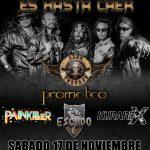 Alto Voltaje dará un Showcase en Caracas