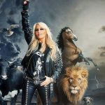 """We Are All Animals"" Doro se une a PETA"