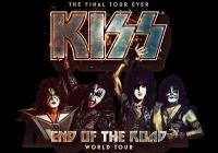 Ahora sí… Kiss se despide de los escenarios con «End Of The Road»