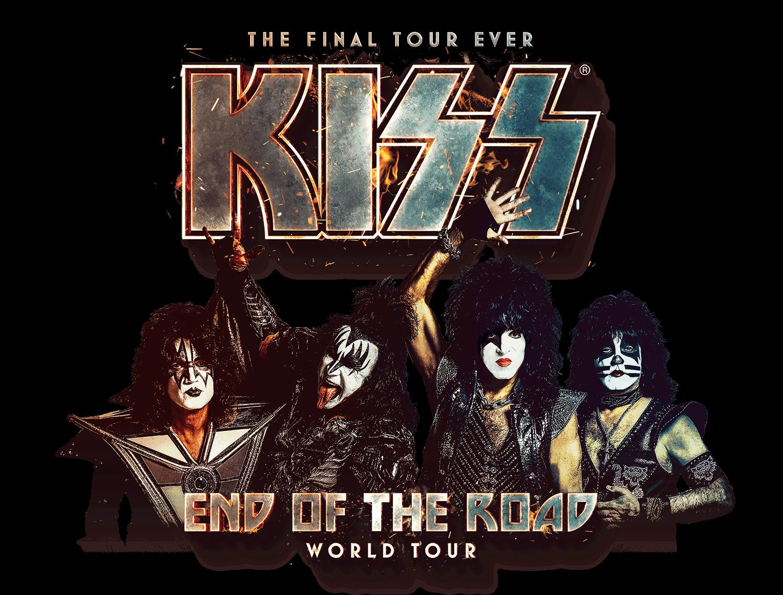 """Ahora sí… Kiss se despide de los escenarios con """"End Of The Road"""""""