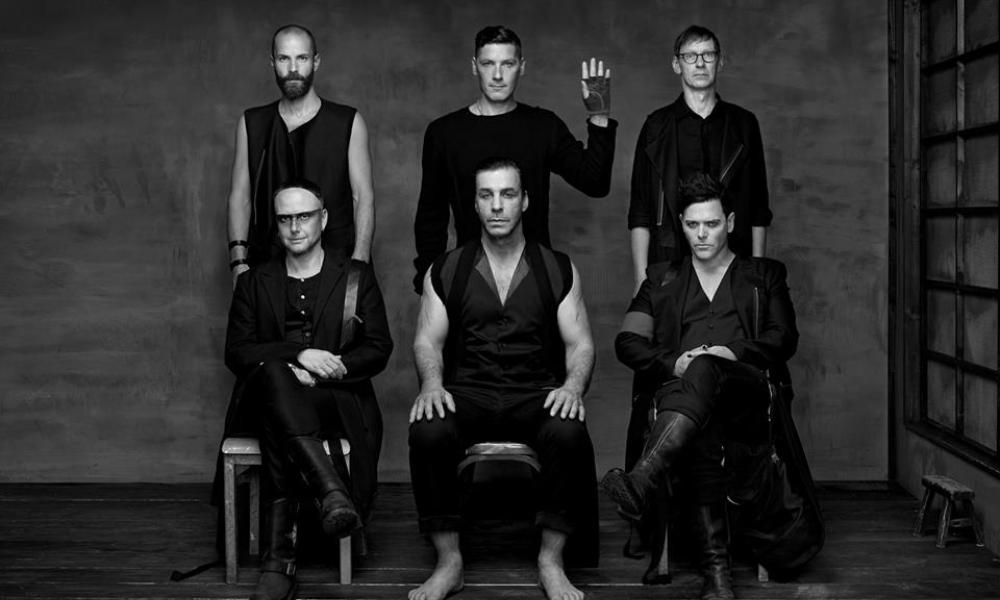 El mes de Abril traerá a Rammstein de vuelta