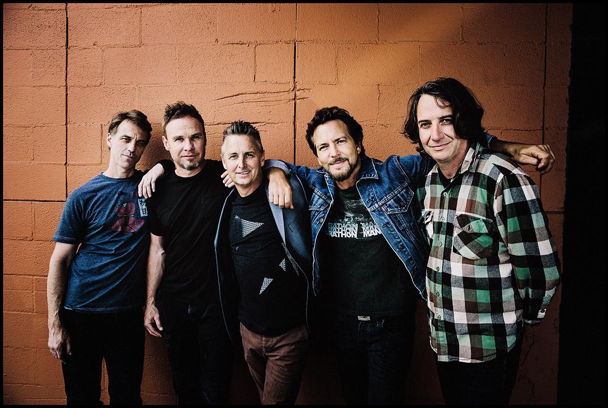 Pearl Jam Trabajando en un nuevo álbum