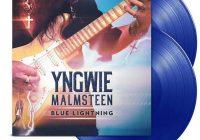 "YngwieMalmsteen ""Sun's Up Top's Down"", primer single de ""Blue Lightning"""