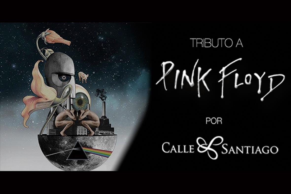 Calle Santiago tributa a Pink Floyd en el C.C. BOD