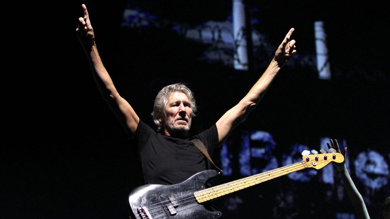 """Roger Waters """"Dejen en Paz a Venezuela"""""""