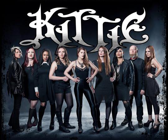 """Kittie se reúne y lanza """"Live en The London Music Hall"""""""