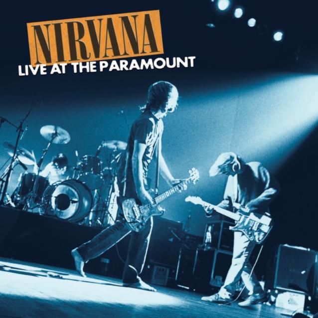 "Nirvana lanza ""Live At The Paramount"" en vinyl"