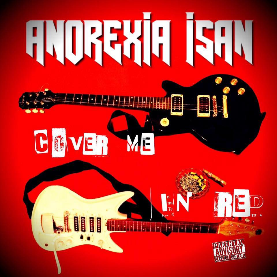 """Anorexia Isan presenta su álbum """"Cover Me In Red"""""""