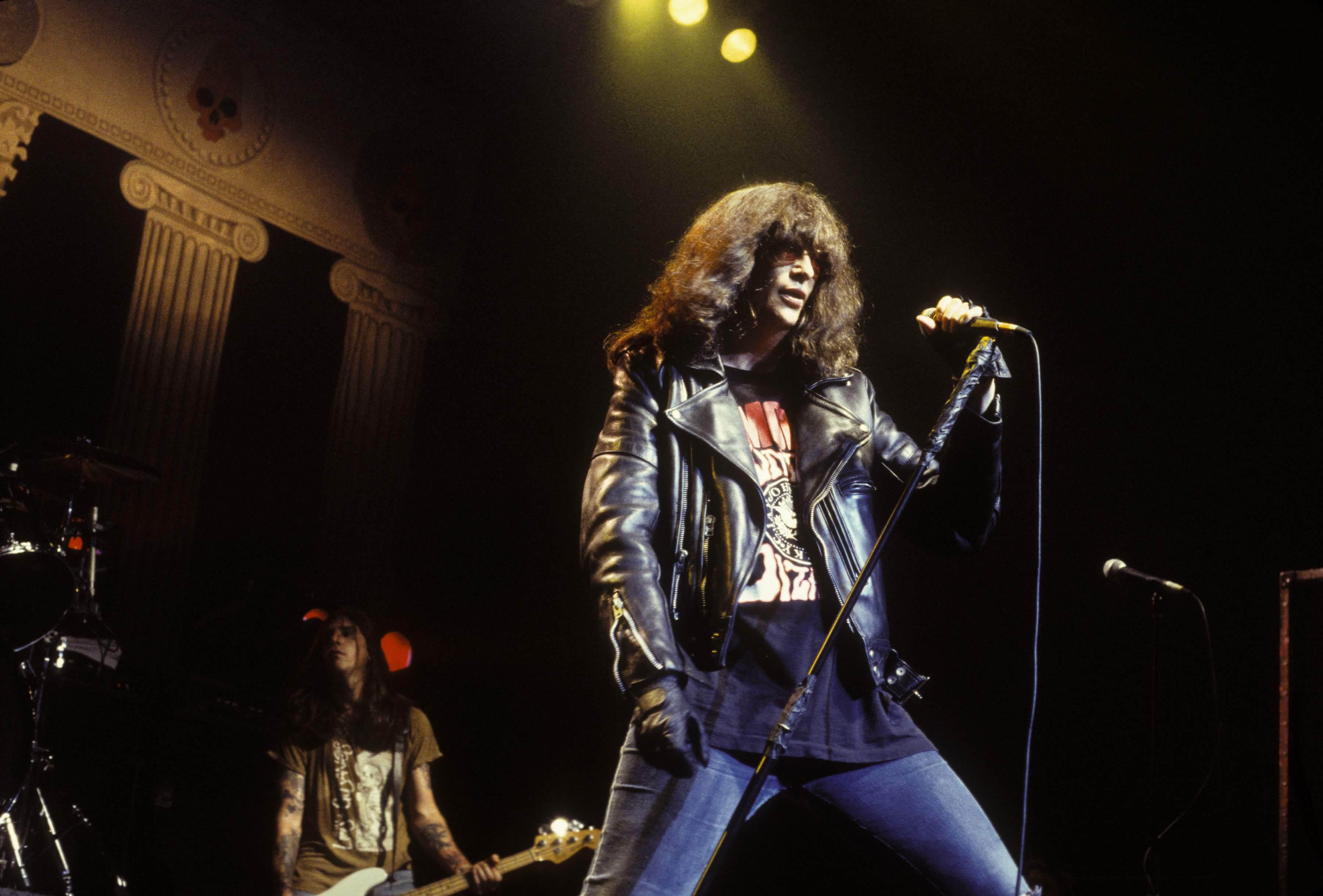 "Joey Ramone ""Ramones"" – Biografía"