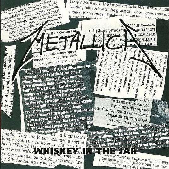 Versiones importantes de Whiskey in the Jar