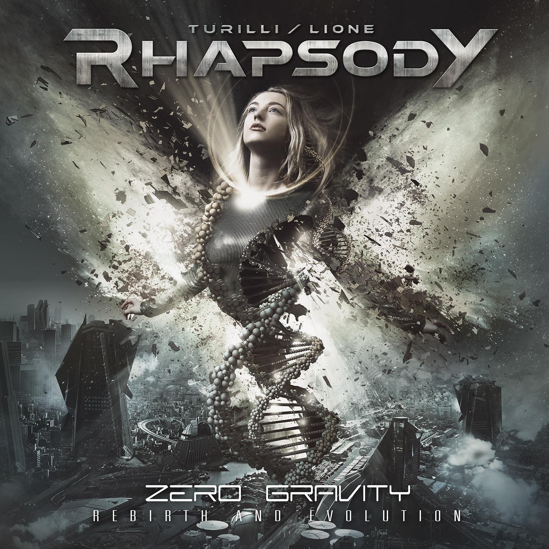 TURILLI / LIONE RHAPSODY Álbum Debut Zero Gravity