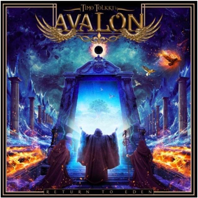 "Timo Tolkki's Avalon comparte el Teaser de ""Return To Eden"""