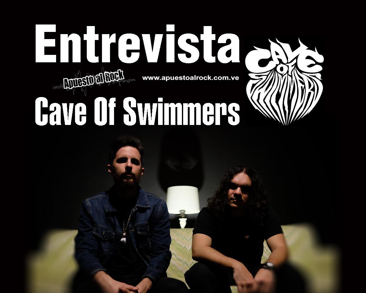 Cave Of Swimmers: un desafio a los sentidos – Entrevista