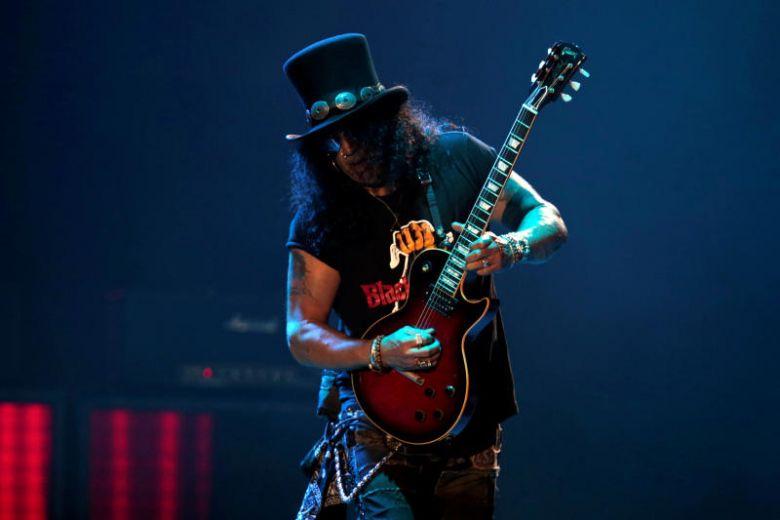 Slash confirma Nuevo Álbum de Guns N 'Roses