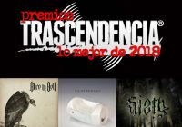 Premios Trascendencia de Rock & Metal Ganadores 2018