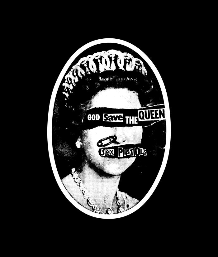 """""""God Save The Queen"""" el single prohibido de los Sex Pistols"""