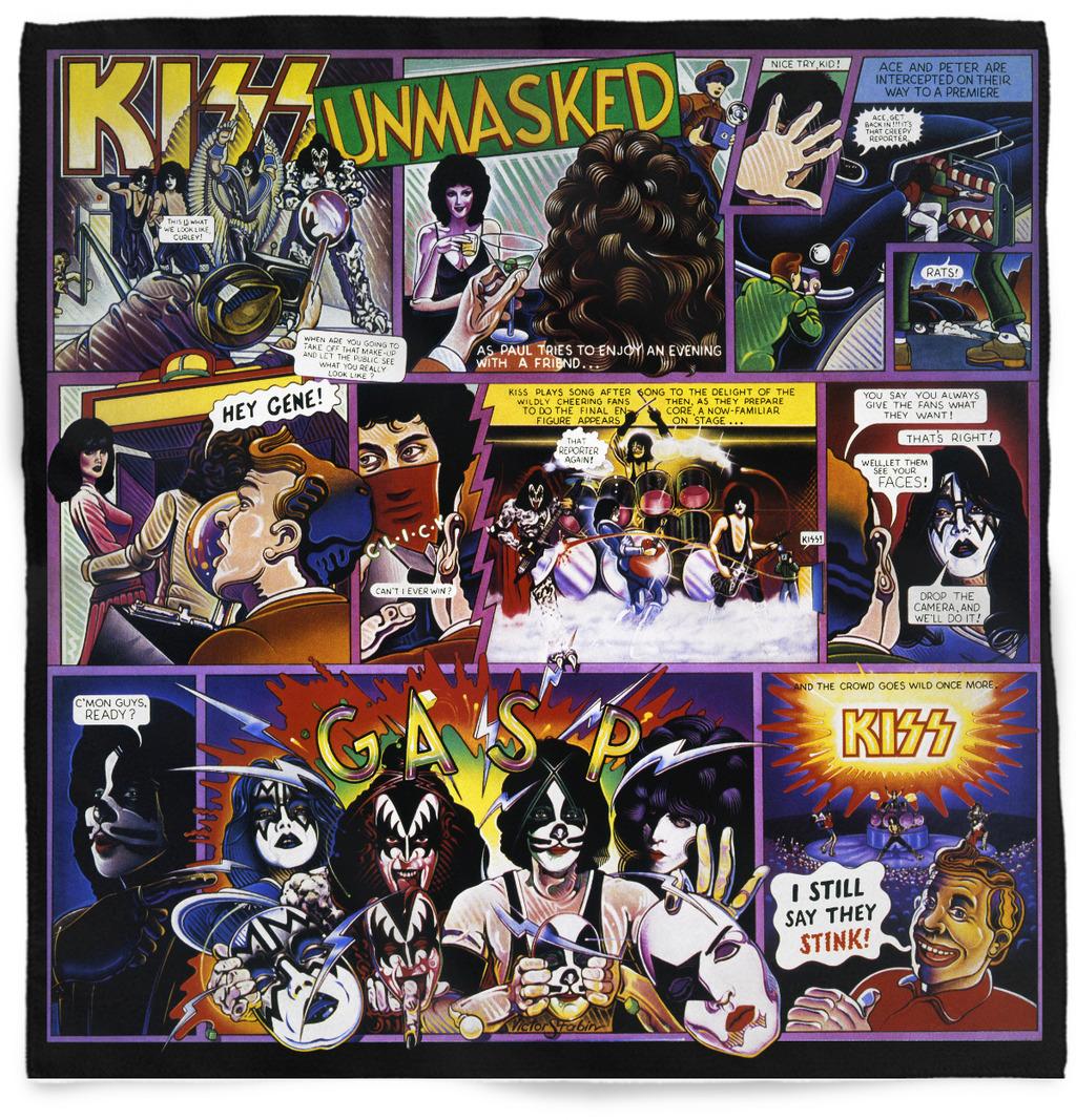 Unmasked el álbum mas pop de Kiss