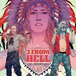 """Rob Zombie estrena el tráiler de """"3 From Hell"""""""