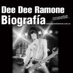 Dee Dee Ramone - Biografía