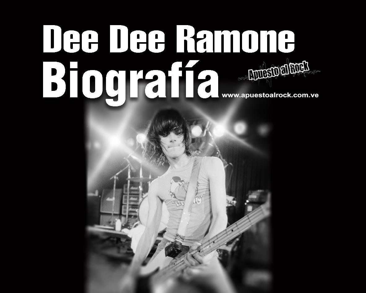 Dee Dee Ramone – Biografía