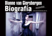 Dianne van Giersbergen – Biografía