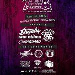 Táchira Rock'nFest 2da Edición - Venezuela