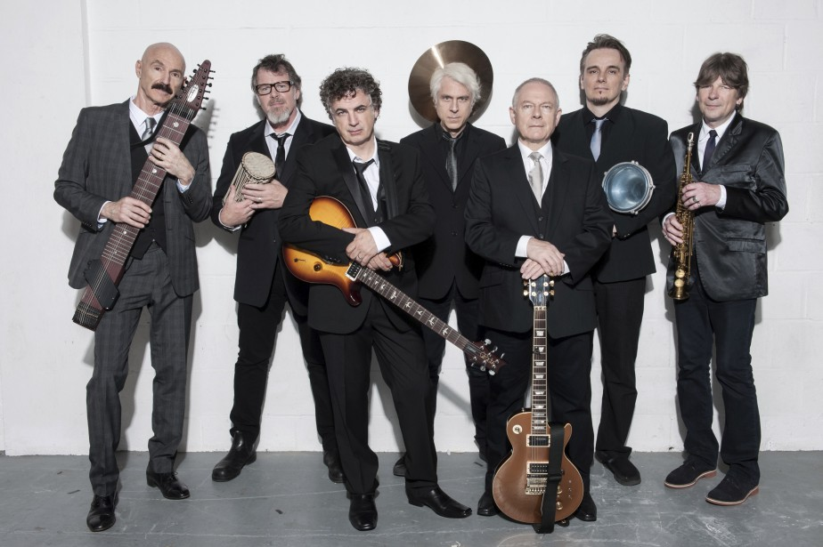 King Crimson disponible en Spotify