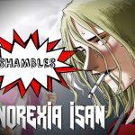 "Anorexia Isan con nuevo single ""Shambles"""