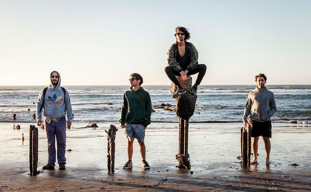"""VerdeArrebol presenta su álbum debut """"Freire #570"""""""