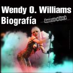 Wendy O. Williams - Biografía