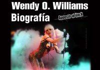 Wendy O. Williams – Biografía
