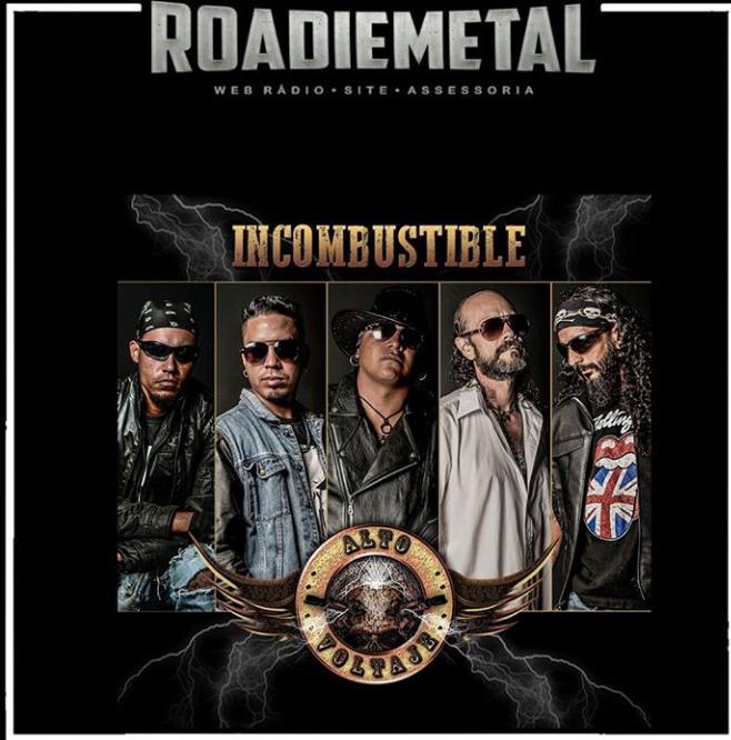 Alto Voltaje es fichado por Roadie Metal