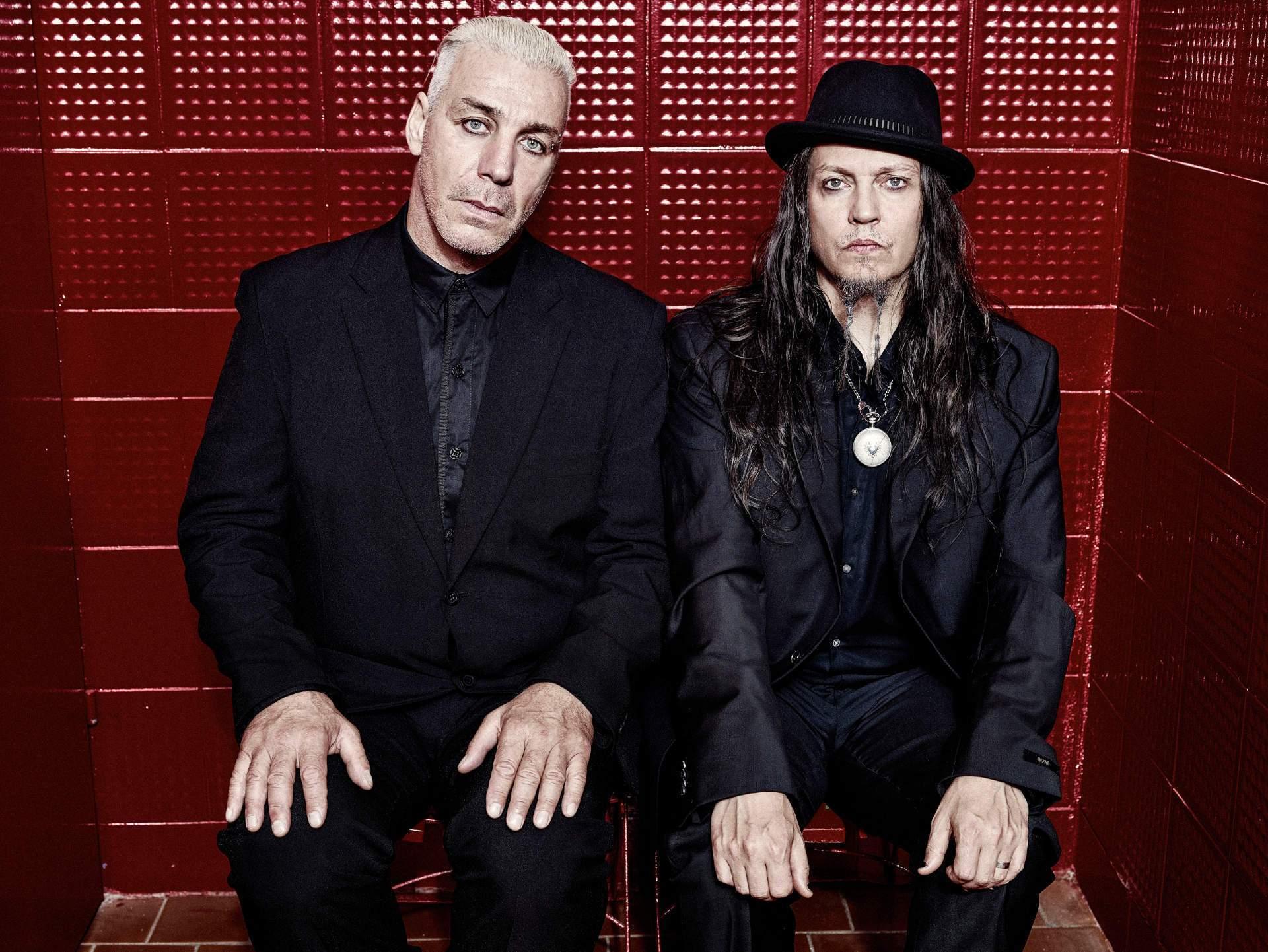 Till Lindemann a poco de su segundo álbum