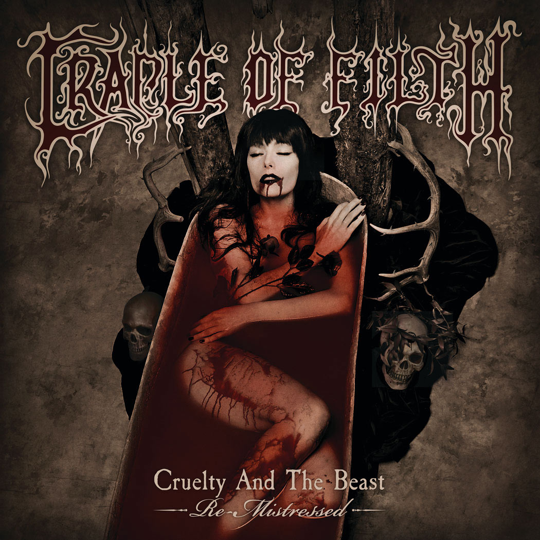 "Cradle of Filth relanzará ""Cruelty And The Beast"""