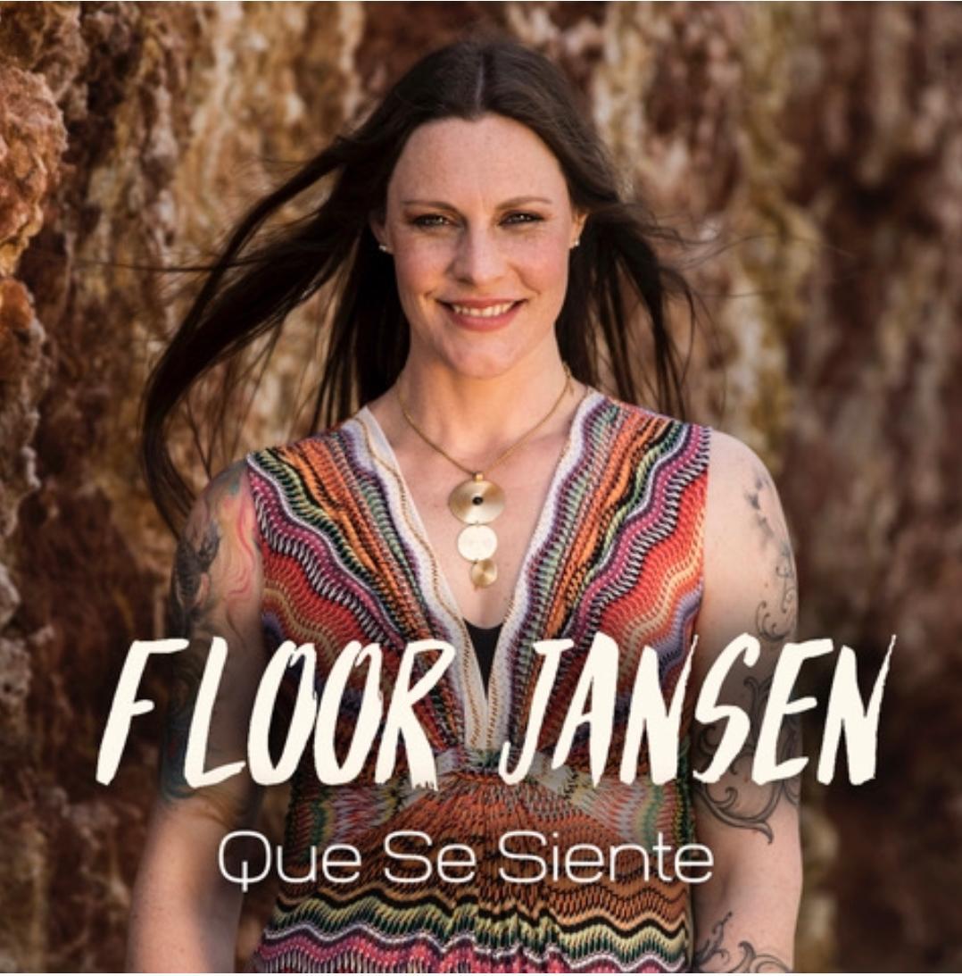 """Floor Jansen interpreta el tema en español """"Qué se siente"""""""